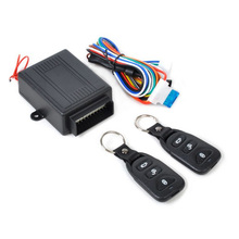 Universal NEW Alarm Systems Car Remote Central Kit Door Lock Locking Vehicle Keyless Entry System suitable for all kinds of cars