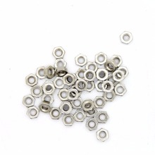 100pcs M2 M2.5 M3 304 stainless steel hex nut hexagon nuts(China)
