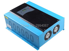 12000W/12KW DC48V to AC220V 230V 240V 50HZ 60HZ Off Grid Solar Pure sine wave Power Inverter Converter with LCD AC charger 80A