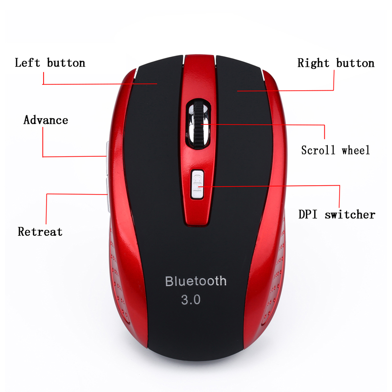 5 Bluetooth Mouse