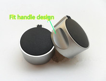 2pcs 8mm Gas stove handle general metal switch Electric ignition for gas cooker Spare parts for gas cookers  gas stove knob