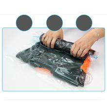 Vacuum Compression Bags Traveling Pouch Clothes Holding Tidy Organizer Pouch Finishing Package Travel Storage Bag Closet Divider