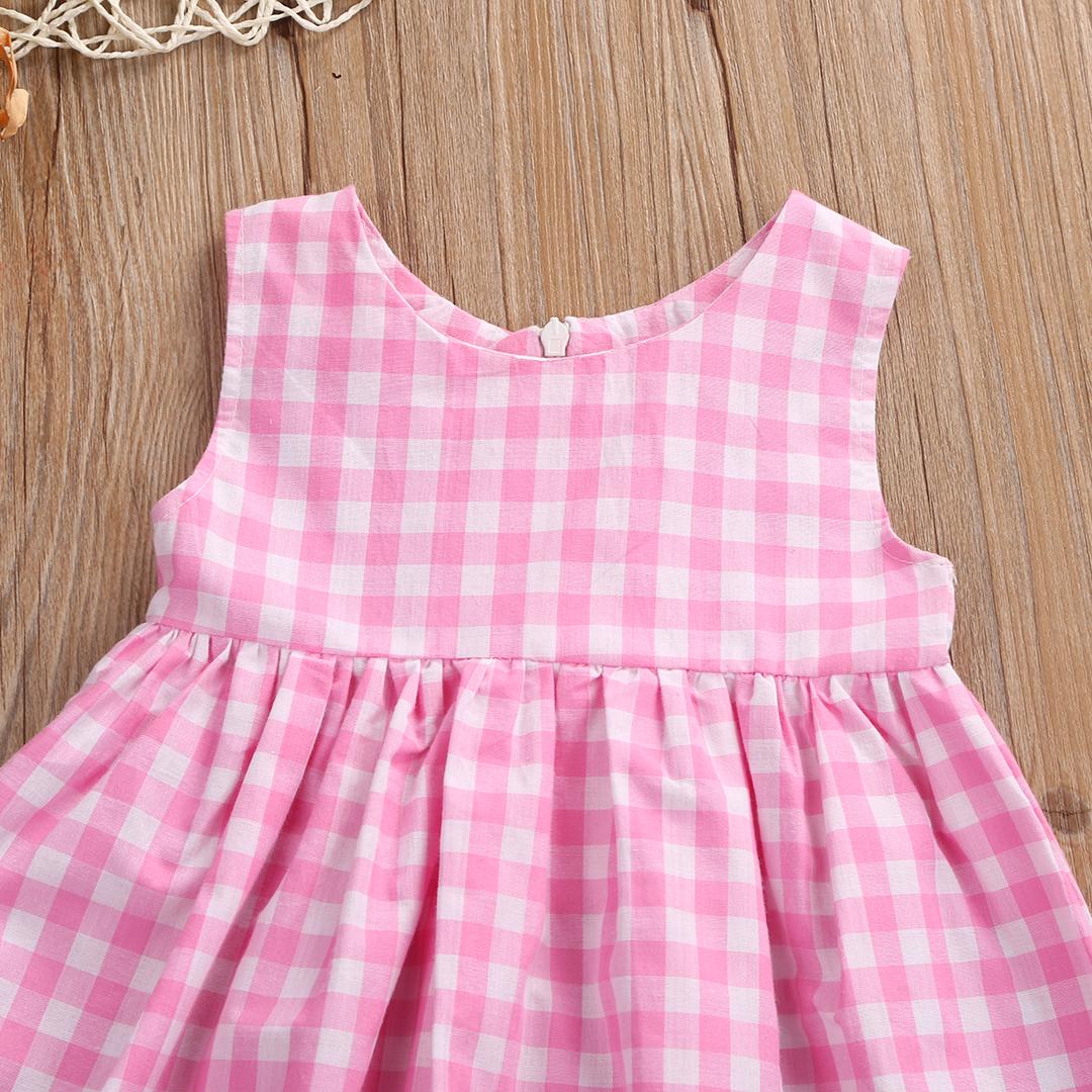Compre Vestido De Boda Del Cumpleaños De La Niña Bebé Vestido Del ...