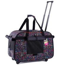 Pet Carrier large Dog Stroller Cart Cat Kennel Buggy House Car Puppy Nest Traveling Carry Bag