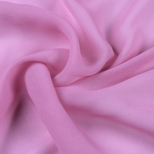 High-grade pure cashmere fabric Chiffon couture dress chiffon fabric wholesale clothing accessories manufacturers