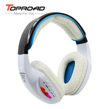 Wireless Bluetooth Headphones with Mic 3D Stereo Headset LED casque Auriculares Support TF Card FM Radio for iPhone Samsung Sony
