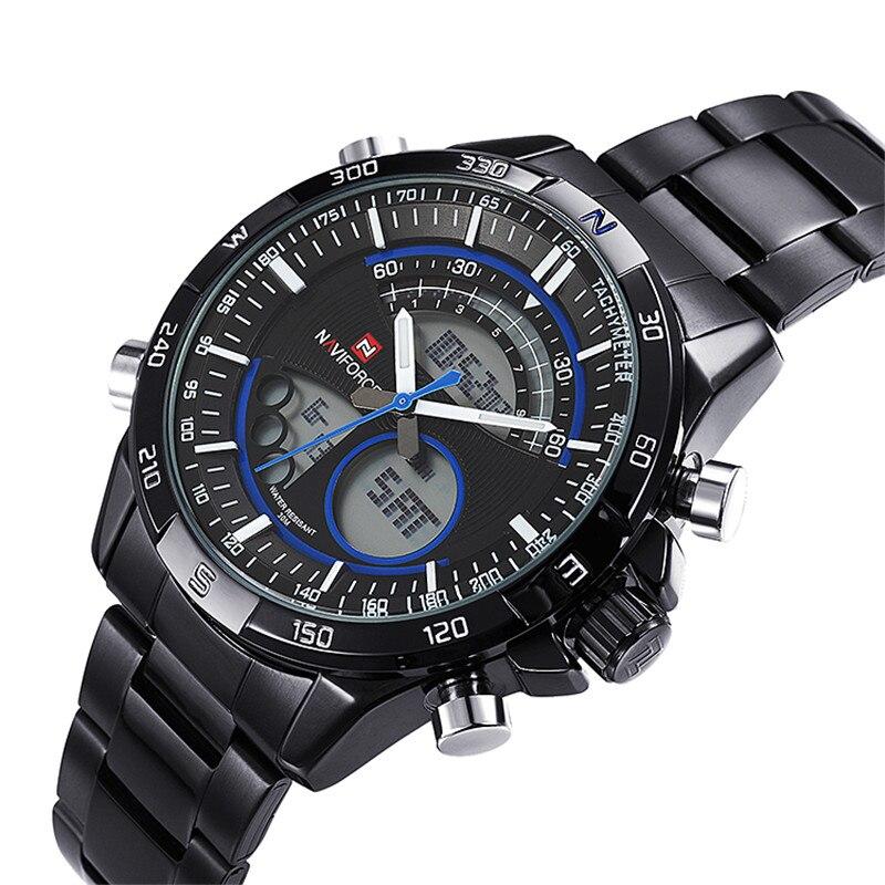 2017 New NAVIFORCE Sport Watches Men Brand Luxury Quartz-Watch clock men wristwatches male relojes hombre Relogio Masculino<br><br>Aliexpress