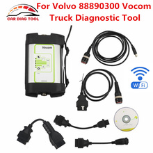 Best Price For Volvo 88890300 Vocom WiFi Interface Truck Diagnostic Tool For Renault/UD/Mack/Volvo Vocom 88890300 Update Online(China)