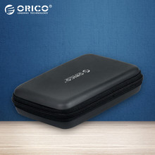 "ORICO PHB-25 2.5"" 2.5 Inch External Hard Drive Case Protection Bag for 2.5 Inch HDD  -Blue/Black/Pink"