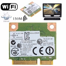 Bluetooth V4.0 Wifi Wireless Mini PCI-Express Card For Atheros AR5B225 DELL DW1703 CN-0FXP0D(China)
