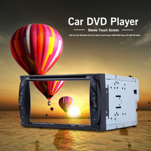 2 Din Car Video Player 2Din Car CD DVD Player 6.2 inch Bluetooth Car Radio In-dash Car Audio Video Player Digital Touch Screen