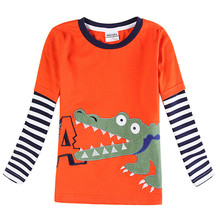 12m-4y baby boys T shirts nova kids clothing baby boys clothes boy t shirt child tee shirt boys NOVATX brand kids t-shirts wear(China)
