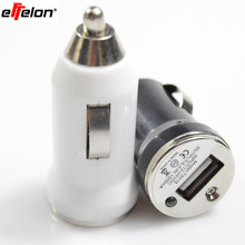 Effelon New arrival  Mini LED USB Car Charger Adapter for iPhone 4 4S for iPod Touch mobile phone charger