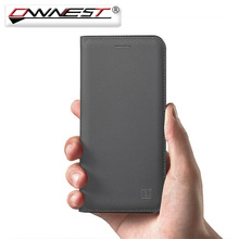 Buy Ownest One Plus 5 Flip Leather Wallet Case Sleep Wake Smart Cover Stand Kickstand Card Holder Case One Plus 3 3T for $7.11 in AliExpress store
