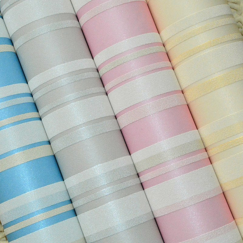 Dimensional convex  vertical stripes wallpaper bedroom living room dining hallway stairs childrens room backdrop wallpaper<br><br>Aliexpress