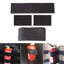 5pcs/set Car Trunk to Receive Store Content Bag Storage Network for Fire Extinguisher(China)