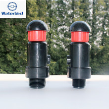 "2pcs/pack 3/4"" 1"" MPT Air Vacuum Relief Valve  Installed on Drip Irrigation or Drip Tape Systems Drip Tape Fittings Z101"