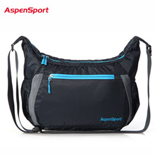 AspenSport New 2017 High-Quality iPad Bags Unisex Messenger Bags Men's Large Shoulder & Crossbody Bags Women's Versatile Bags(China)