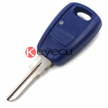 KEYECU BRAND NEW Replacement Shell Remote Key Case Fob for FIAT Stilo Punto Seicento(China)