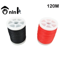 120m Reverse Bow Archery Bow String Serving Thread Rope Protect Your Bowstring for Compound Bow Straight Bow