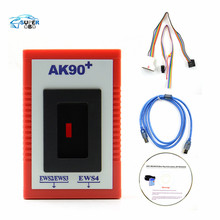 Promotion AK90 Key Programmer AK90+ Pro Key Maker for BMW all EWS Version V3.19 key programmer free ship