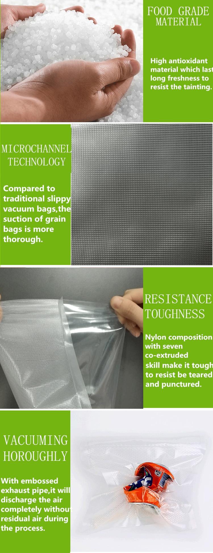 Vacuum Packaging Rolls bags