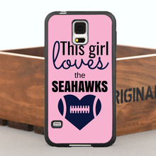 This Girl Loves Seahawks Case for iPhone 5 5S 6/6s/7 Plus and Case for Samsung Galaxy Note2 3 4 5 7 S4 S5 S6 Edge Plus S7 Edge(China)