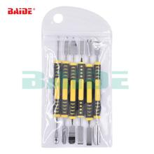 Buy Lever Tool 6pcs/set Metal Spudger Opening Prying Bar iPhone iPad Samsung Smartphone Repairing Multi Repair Tool kit 50set for $155.52 in AliExpress store