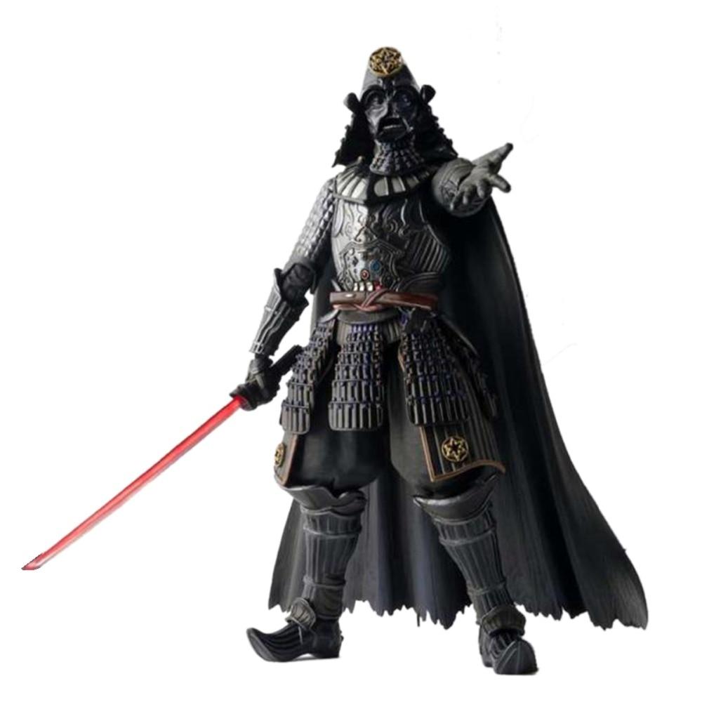 Star Wars Samurai Taisho Darth Vader Action Figure Movie Realization Collectible Model Toy 18cm Hasbro104<br><br>Aliexpress