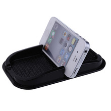 Free Shipping! Car Anti Slip Grip Mobile Phone Holder Skidproof Pad Mat GPS Sat Na