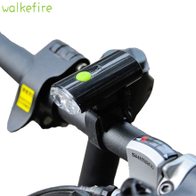 Buy Walkfire USB LED Bike Light Bicycle Headlight Waterpoof Lamp Cycling Handlebar Front Light Bicycle Accessories Bicycle for $9.96 in AliExpress store