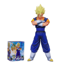 Original Box Anime Dragon Ball Z Figuras Vegetto Son Goku Vegeta Action Figure Dragonball PVC Model Toy