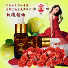 NEW 100% Natural Rose Hip Base Oil 10ml Essential Oils for Moisturize and Hydrating Repair Wrinkles Acnes Scars SPA Carrier Oil(China)