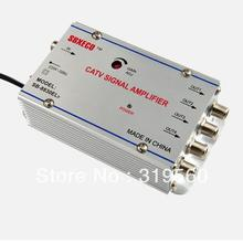 Seebest Cable TV Signal Amplifier Splitter Booster CATV amplifier 4 Output 30DB SB-8830FL9/EL9