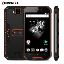 Blackview BV4000 Pro Smartphone IP68 Waterproof Quad Core Android 7.0 3G mobile phone 4.7 inch HD 2GB+16GB cell phone 8MP GPS(China)