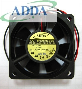 font b ADDA b font AD0624HB A71GL 6025 6cm 60mm font b DC b font online buy wholesale adda dc brushless fan from china adda dc foxconn dc brushless fan wiring diagram at webbmarketing.co