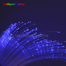 Wholesale 1.0mm*2m*50pcs/100pcs/ 0.75mm x (2m~5m) x (50pcs~600pcs) PMMA plastic fibra optic cable for all kind led light engine