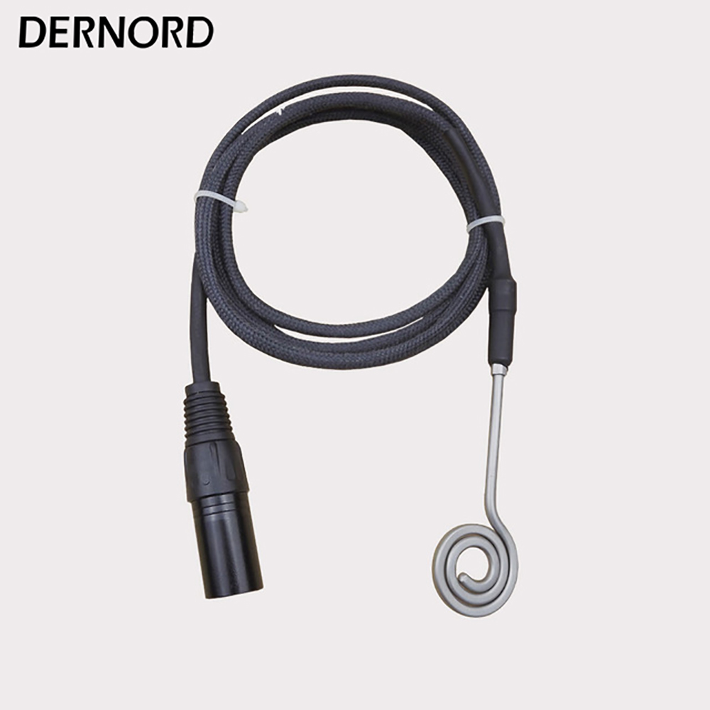 120v 100w OD30mm Dnail Enail Coil Heater Electric Heating Coil for Home Smoker with Thermocouple K<br>