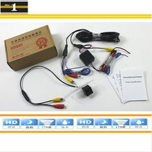 CCD Night Vision / Car Rear View Camera / HD Back Up Reverse Camera / For Volkswagen Polo sedan / Vento 2011 / Power Relay