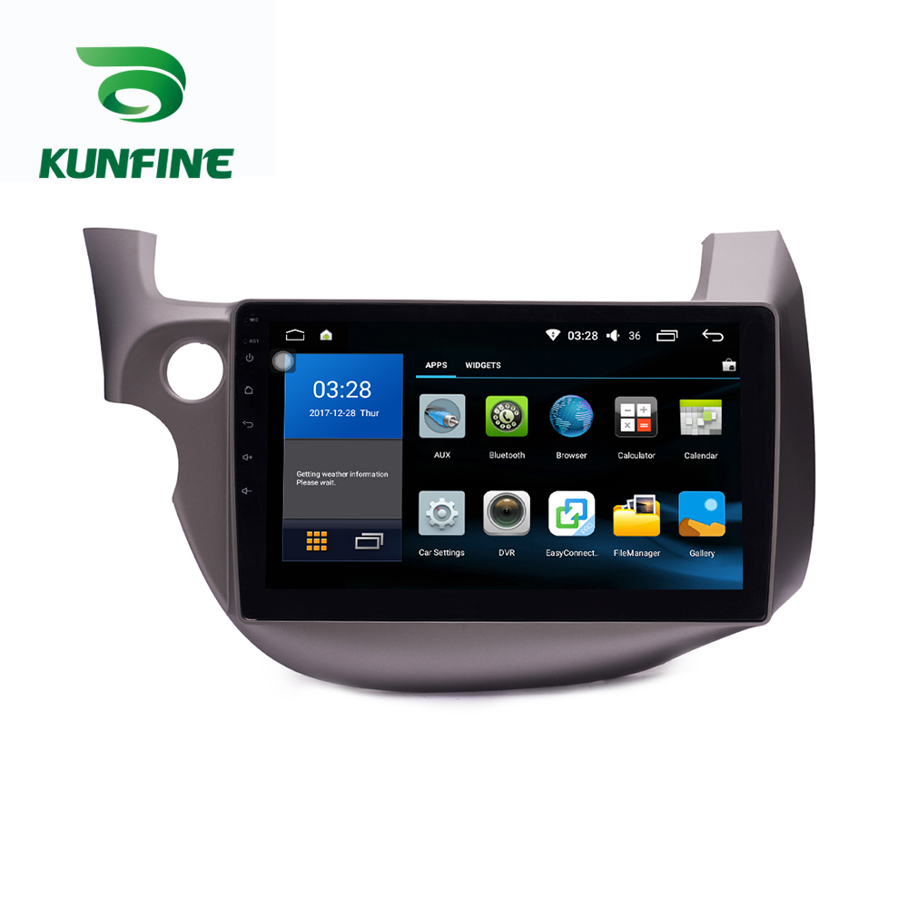 Android Car DVD GPS Navigation Multimedia Player Car Stereo For Honda Fit 2008-2013 Radio Head unit (3)