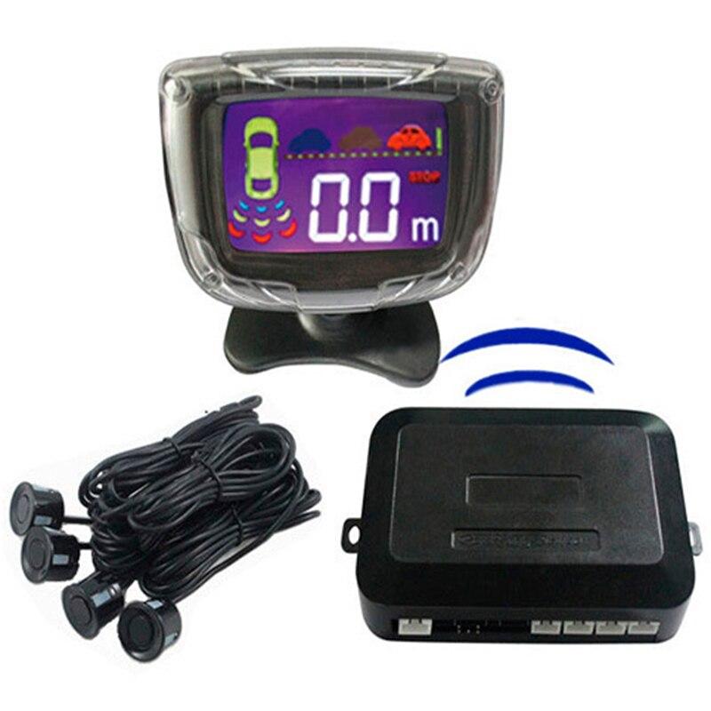 Wireless Car Parking Sensor Wireless Reverse Backup Radar Sensors (3)