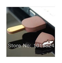 0!Sweet ice cream stick internal memory yummy chocolate ice cream USB Flash Memory Pen Drive Stick  2-64GB capacity  S11