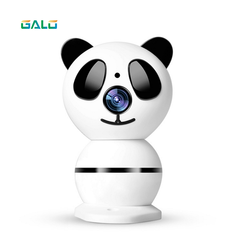 Wireless IP Camera 720P HD WiFi Networ Security Night Vision Audio Video Surveillance CCTV Camera Smart Home Baby Monitor<br>