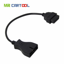 Hot Sale 100% original Professional Factory Price for GM 12pin to OBD1 OBD2 Connector(Hong Kong)