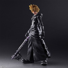 Play Arts KAI Kingdom Hearts Roxas  PVC Action Figure Collectible Model Toy