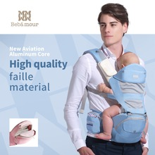 0-36 Months 360 Ergonomic Baby Barrier Multifunctional Babies Hipseat Breathable Toddler Backpack Kangaroos Manduca Baby Sling