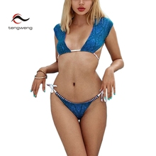 compare prices on plus size thong bikini- online shopping/buy low