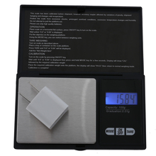 Buy 0.01g/100g Portable Electronic Jewelry Scale Mini Precision Digital Scale Gold Herb Stainless steel Weighing Scale for $7.42 in AliExpress store