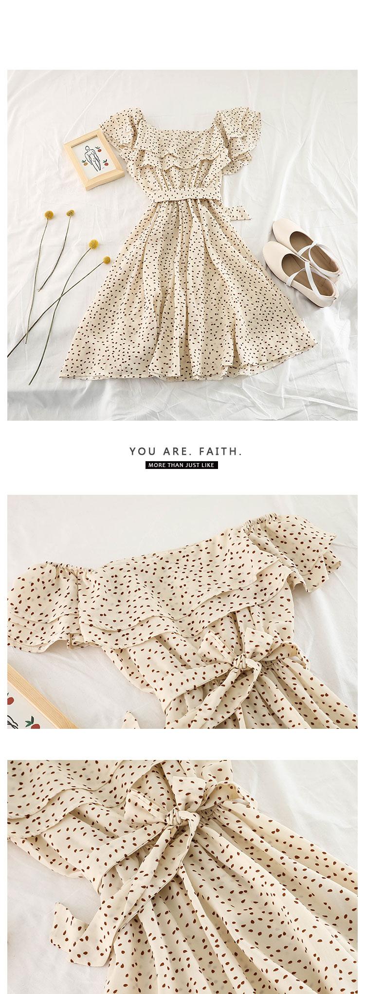 New fashion women's dresses 5