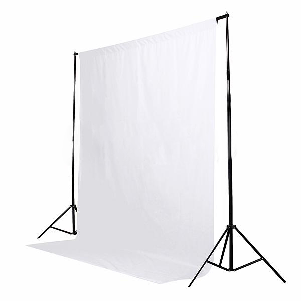 CES 6 x 9 ft Muslin Photo Backdrop Background Studio Photography - White<br><br>Aliexpress